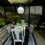 Japanese-Inspired Outdoor Space