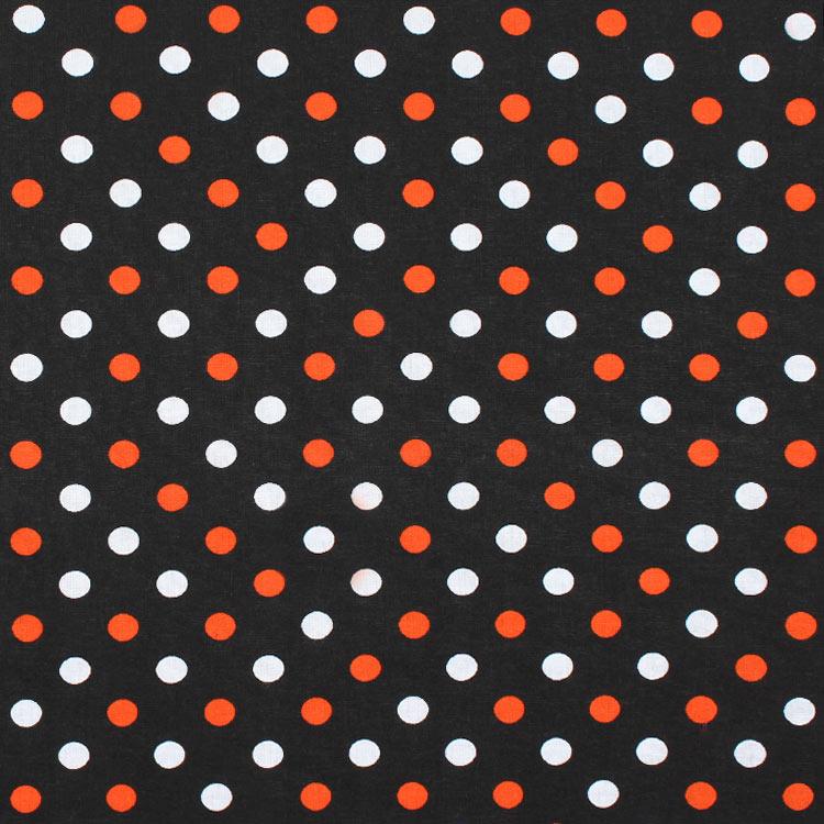 Springs Creative Halloween Basics Multi Dots Fabric