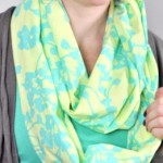 DIY Infinity Scarf Tutorial (Video)