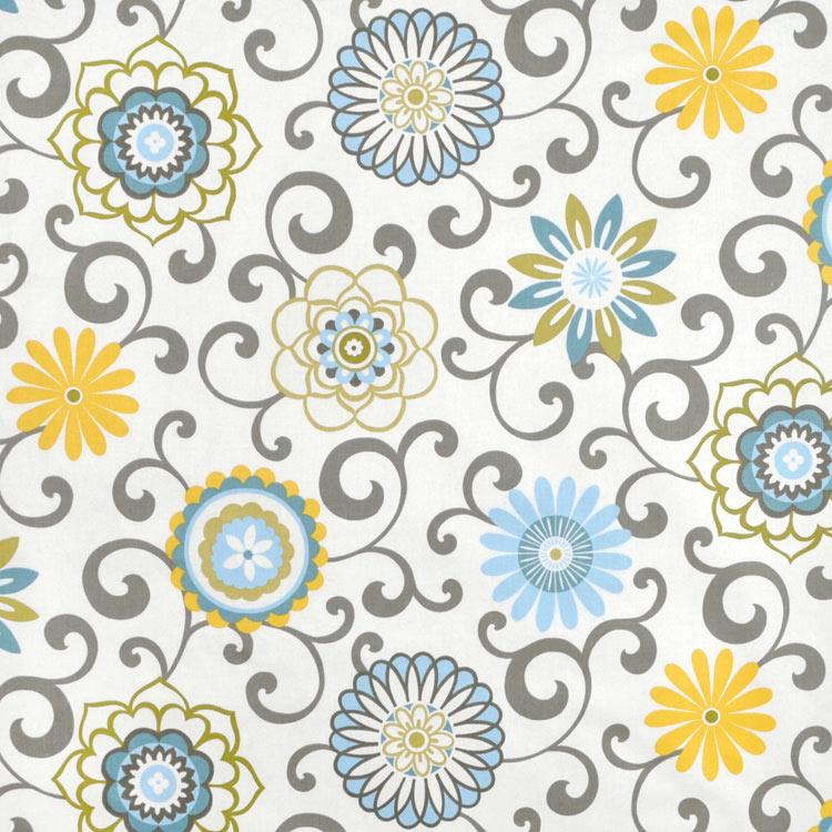 Waverly Pom Pom Play Spa Fabric