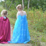Frozen Elsa & Anna Costume Tutorials & Patterns