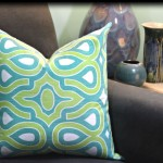 Easy Throw Pillow Tutorial (Video)