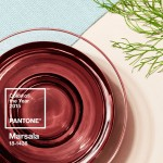 12 Fabrics Featuring Marsala (Pantone's 2015 Color of The Year)