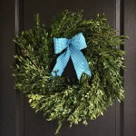 Beautiful Boxwood Wreath