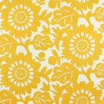 20 Luminous Yellow Fabrics For Spring