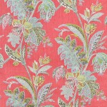 9 Floral Fabrics Featuring Pink & Coral