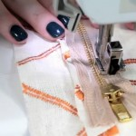How to Sew a Zipper (Video Tutorial)