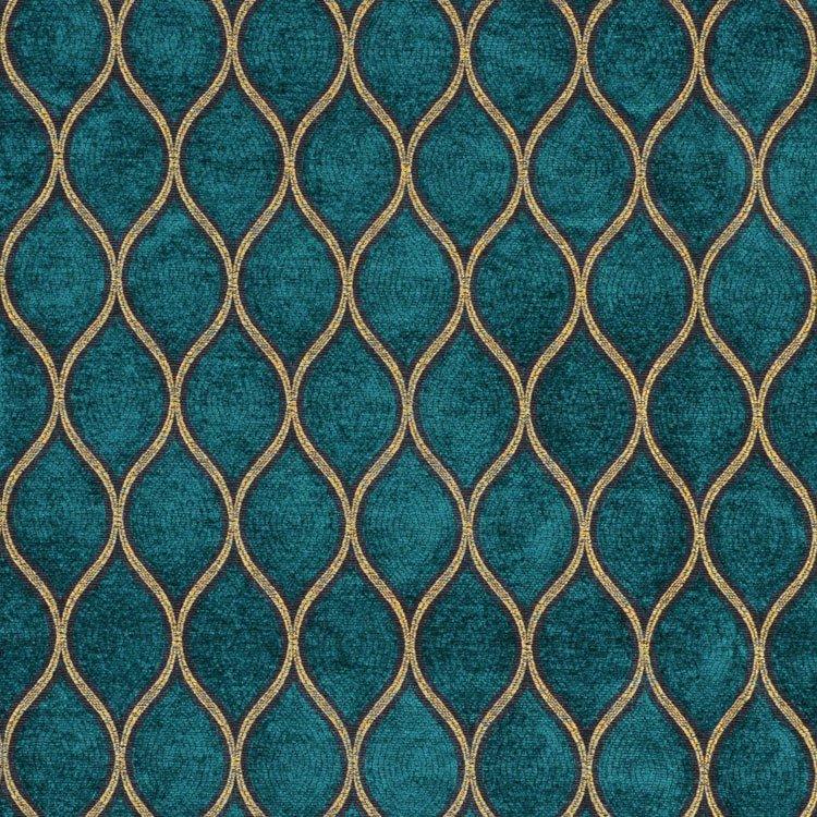 Iman Malta Peacock Fabric