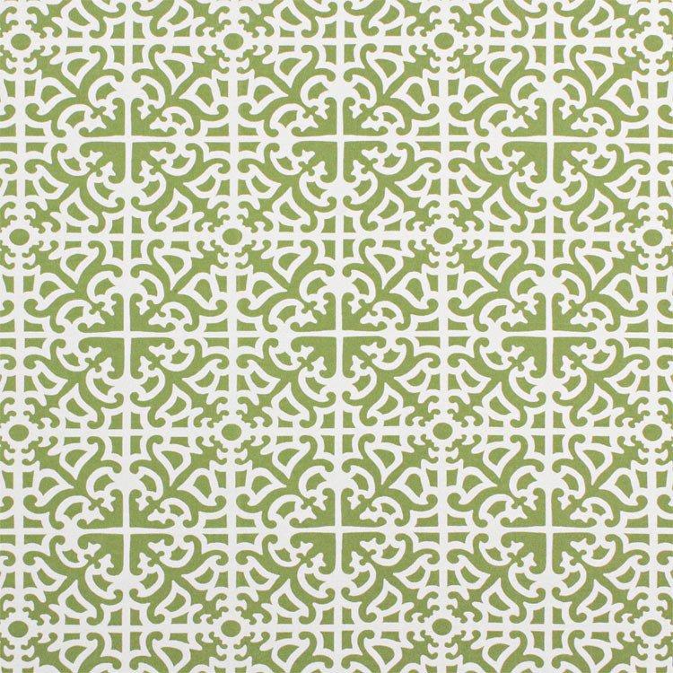 Waverly Parterre Sun N Shade Grass Fabric