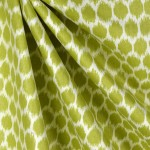 Waverly Seeing Spots Wasabi Fabric