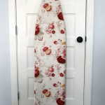 DIY Ironing Board Cover Tutorial