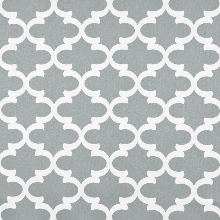 Premier Prints Fynn Cool Grey Fabric