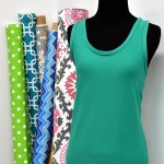 How To Make a Racerback Tank Top (Free Pattern!)
