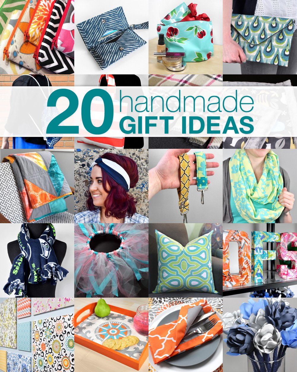 Handmade Gift Ideas Tutorials Onlinefabricstore Net Blog