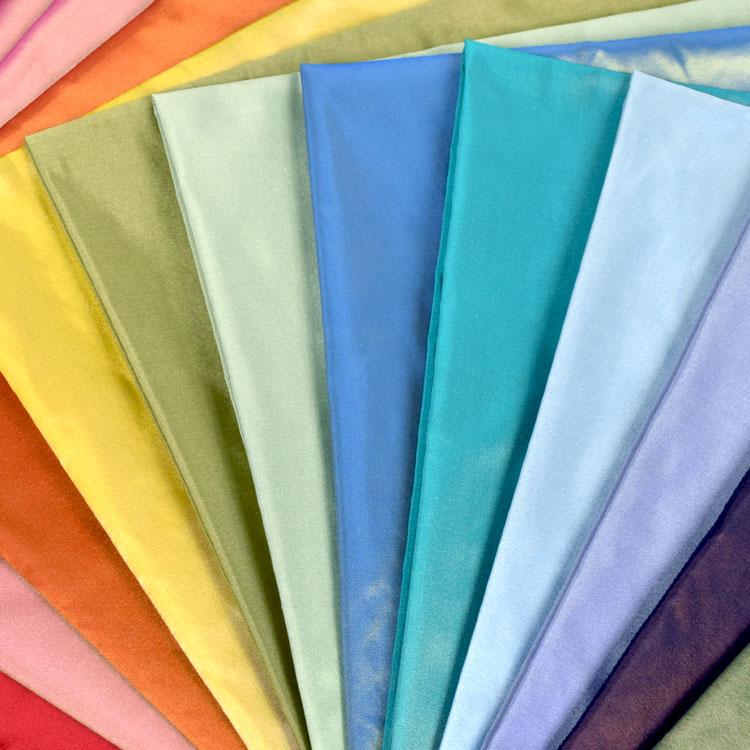 Silk Taffeta Drapery Fabric
