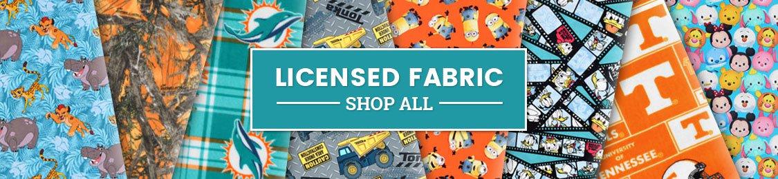 Licensed Fabric