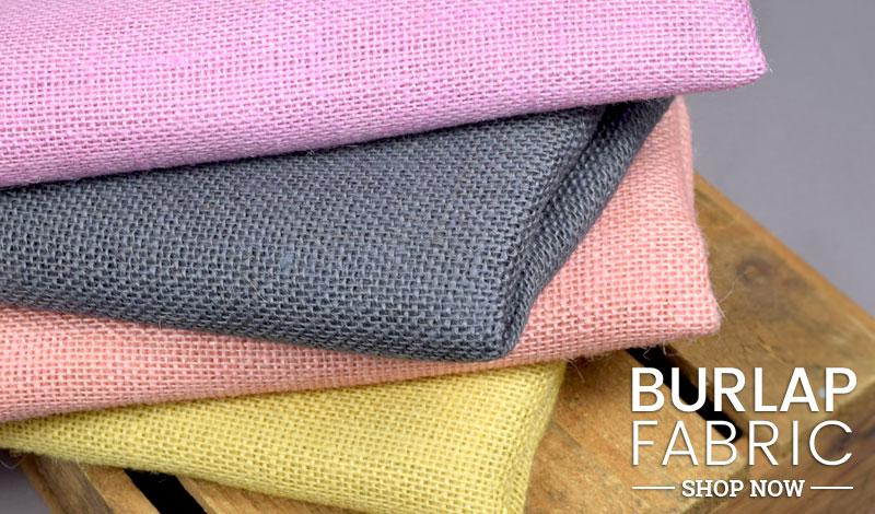 Shop Burlap Fabric
