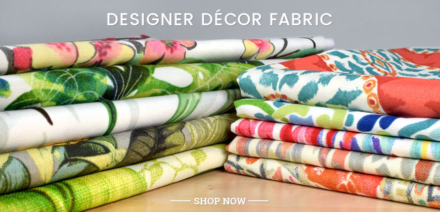 Designer Décor Fabric