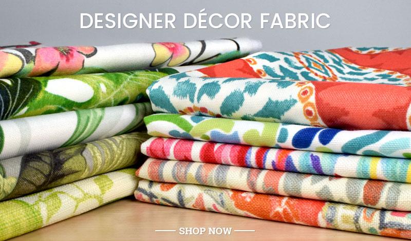 Designer Décor Fabric