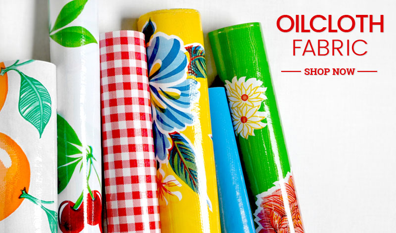 Oilcloth Fabric