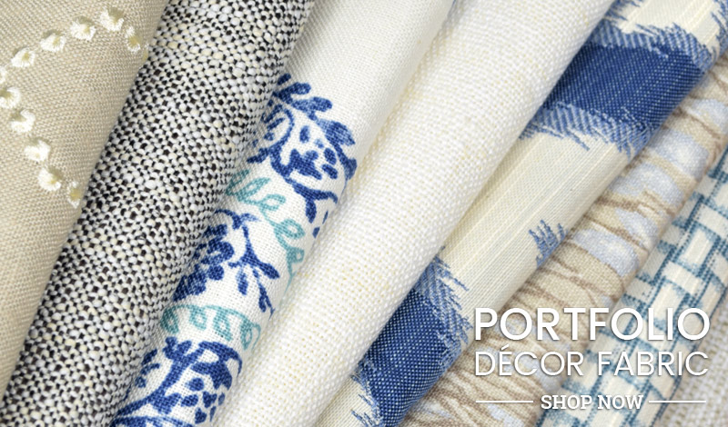 Portfolio Decor Fabric