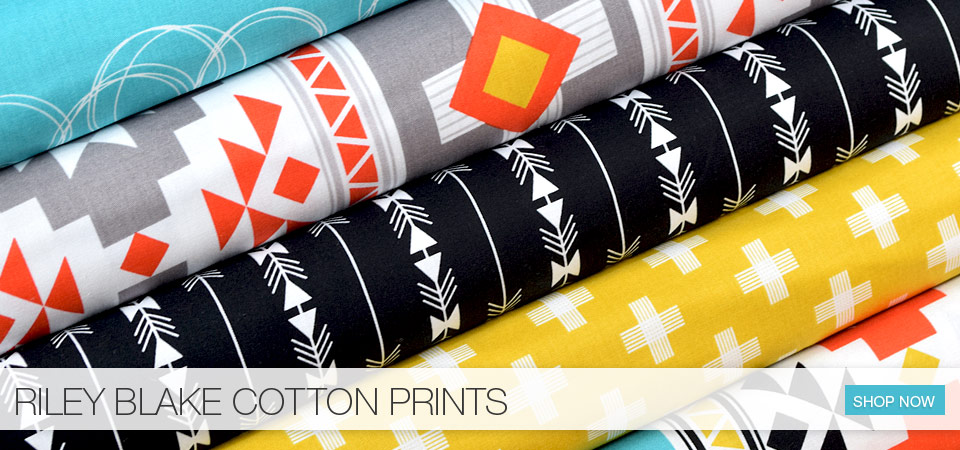 Riley Blake Cotton Prints