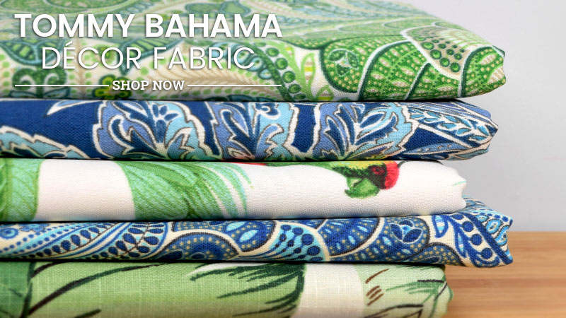 Tommy Bahama Decor Fabric