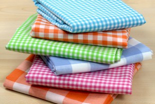 Best Fabrics for Baby Clothes - Gingham