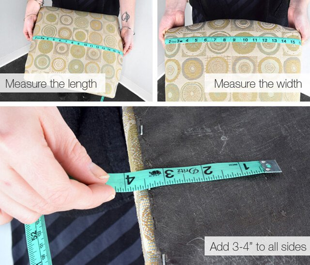 How To Measure Dining Room Chairs for Upholstery Fabric | OFS ...