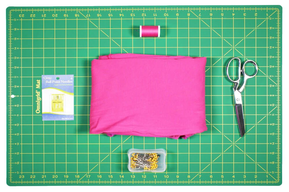 DIY Swimsuit Cover-up Materials