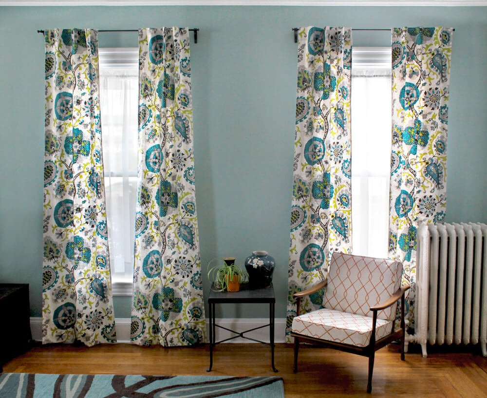 Back tab top curtains -  Back Tab Curtains Looking For More Beautiful Drapery Fabric Click Here