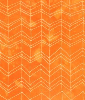 How to Dye Fabric: No Wax Batik Technique
