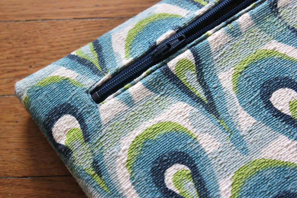 DIY Envelope Clutch (iPad / Tablet Case)