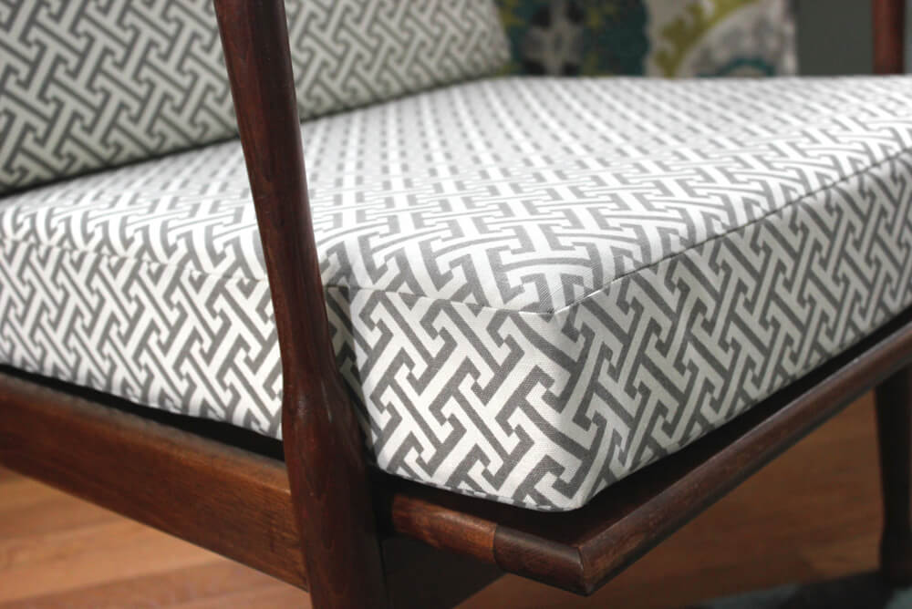 How To Recover Chair Cushion Corners Chairs Model