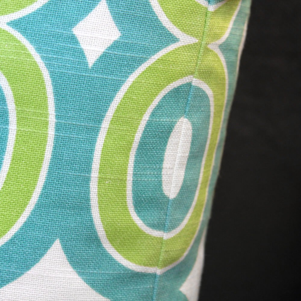 How to Sew an Invisible Stitch - Finished