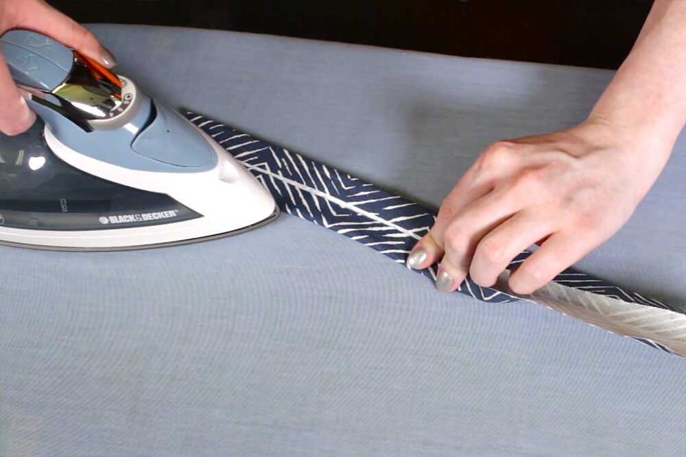 DIY Cell Phone Wristlet - Step 4: Make the strap