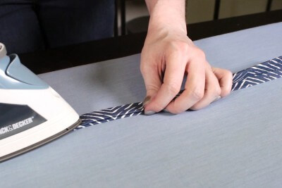 DIY Cell Phone Wristlet - Step 4: Make the strap