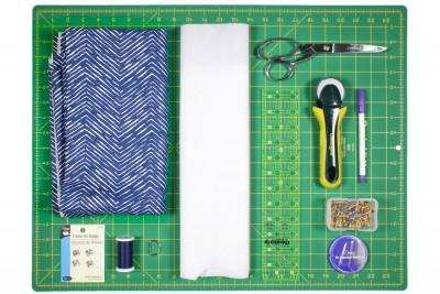 DIY Cell Phone Wristlet Materials