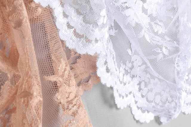 Prom Dress Fabric - Lace