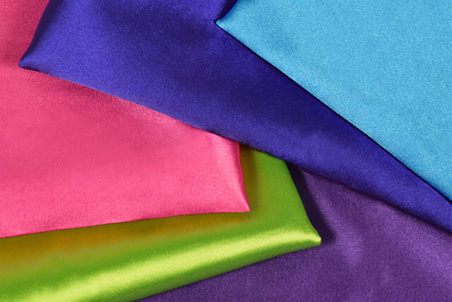 Prom Dress Fabric - Satin