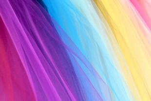 Prom Dress Fabric - Tulle