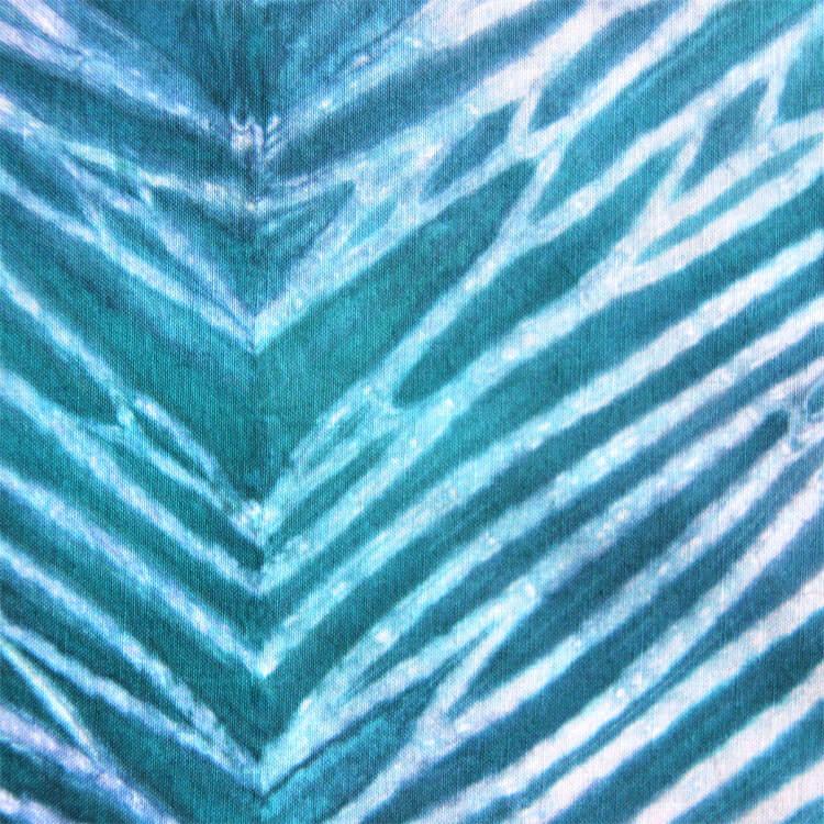 How to Dye Fabric: Shibori Pole Dyeing Technique