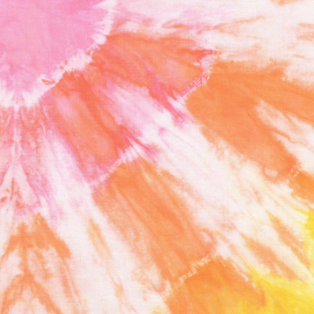 How to Dye Fabric - Shibori Tie-Dye with Rubber Bands - Finished