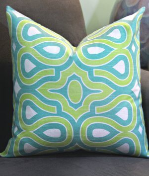 How to Sew a Throw Pillow