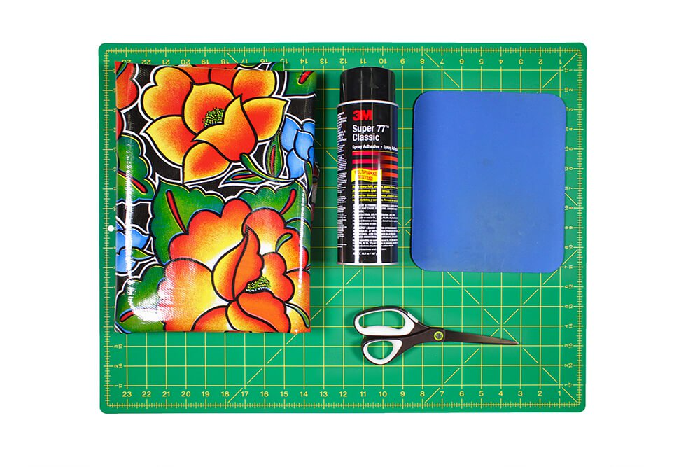 Oilcloth Mouse Pad Materials