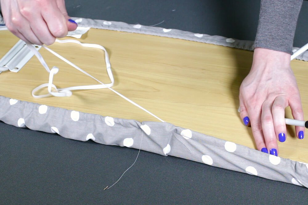 How To Make An Ironing Board Cover Ofs Maker S Mill