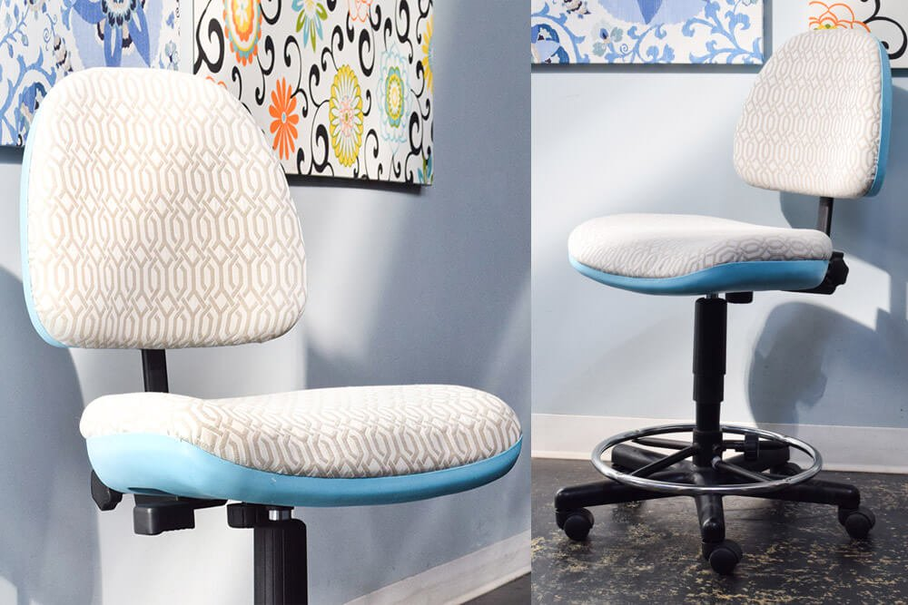 ofs-cubicle-makeover-reupholstered-office-chair