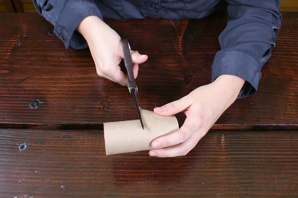 4 Easy Fall Table Decorations - Napkin Holder