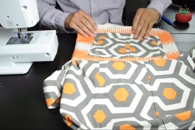How to Make a Messenger Bag - Reverse and complete