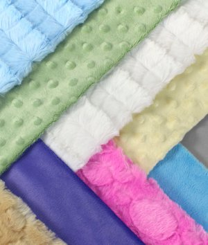Minky Fabric Product Guide